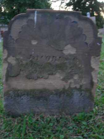 ?, JACOB - Fairfield County, Ohio | JACOB ? - Ohio Gravestone Photos