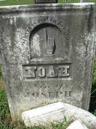 ?, NOAH - Fairfield County, Ohio | NOAH ? - Ohio Gravestone Photos