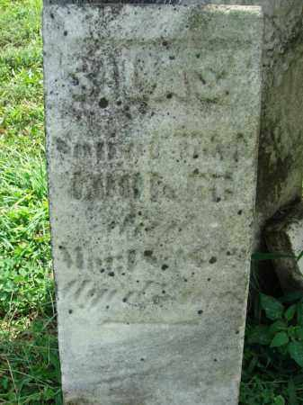 ?, SILAS - Fairfield County, Ohio | SILAS ? - Ohio Gravestone Photos