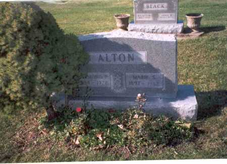 ALTON, RAYMOND P. - Fairfield County, Ohio | RAYMOND P. ALTON - Ohio Gravestone Photos