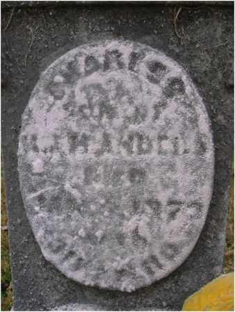 ANDERS?, CHARLES - Fairfield County, Ohio   CHARLES ANDERS? - Ohio Gravestone Photos