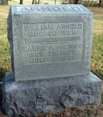 ARNOLD, CASSIE - Fairfield County, Ohio | CASSIE ARNOLD - Ohio Gravestone Photos