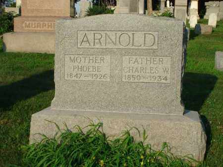 ARNOLD, CHARLES W. - Fairfield County, Ohio | CHARLES W. ARNOLD - Ohio Gravestone Photos