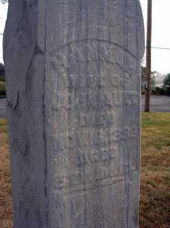 AULT, HANNAH - Fairfield County, Ohio | HANNAH AULT - Ohio Gravestone Photos