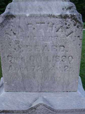 BEARD, MARTHA - Fairfield County, Ohio | MARTHA BEARD - Ohio Gravestone Photos