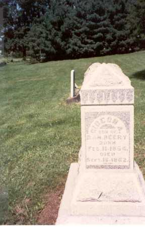 BEERY, GIDEON - Fairfield County, Ohio | GIDEON BEERY - Ohio Gravestone Photos