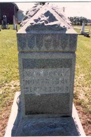 BEERY, W. S. - Fairfield County, Ohio | W. S. BEERY - Ohio Gravestone Photos