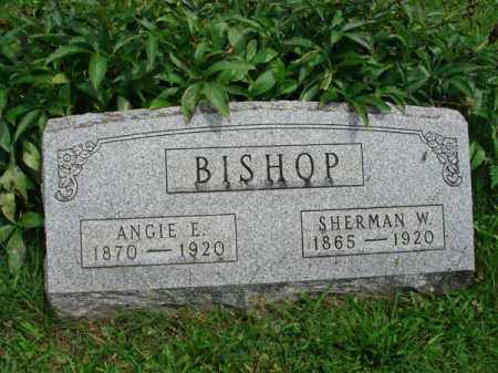 BISHOP, ANGIE E. - Fairfield County, Ohio | ANGIE E. BISHOP - Ohio Gravestone Photos