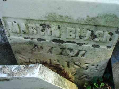 BLACK, MARTIN - Fairfield County, Ohio | MARTIN BLACK - Ohio Gravestone Photos