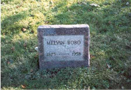 BOBO, MELVIN - Fairfield County, Ohio | MELVIN BOBO - Ohio Gravestone Photos