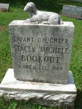 BOOKOUT, STACEY MICHELE - Fairfield County, Ohio | STACEY MICHELE BOOKOUT - Ohio Gravestone Photos