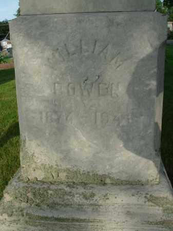 BOWEN, WILLIAM - Fairfield County, Ohio | WILLIAM BOWEN - Ohio Gravestone Photos