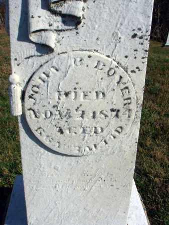 BOYER, JOHN B. - Fairfield County, Ohio | JOHN B. BOYER - Ohio Gravestone Photos