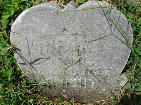 BRIGHT, INFANT - Fairfield County, Ohio | INFANT BRIGHT - Ohio Gravestone Photos