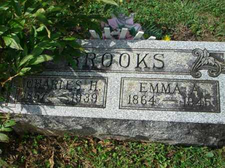 BROOKS, EMMA A. - Fairfield County, Ohio | EMMA A. BROOKS - Ohio Gravestone Photos