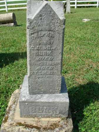 BURK, RALPH - Fairfield County, Ohio | RALPH BURK - Ohio Gravestone Photos