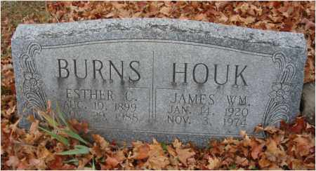 HOUK, JAMES WILLIAM - Fairfield County, Ohio | JAMES WILLIAM HOUK - Ohio Gravestone Photos