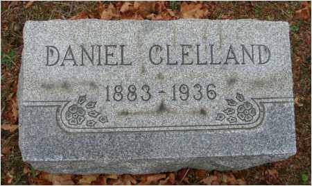 CLELLAND, DANIEL - Fairfield County, Ohio | DANIEL CLELLAND - Ohio Gravestone Photos