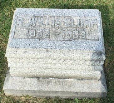 CLUMP, R. WILLIS - Fairfield County, Ohio | R. WILLIS CLUMP - Ohio Gravestone Photos