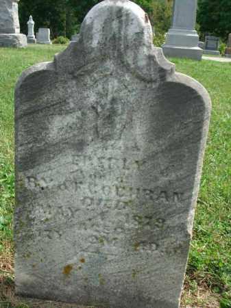 COCHRAN, ENERLY? - Fairfield County, Ohio   ENERLY? COCHRAN - Ohio Gravestone Photos