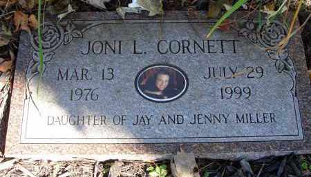 CORNETT, JONI L. - Fairfield County, Ohio | JONI L. CORNETT - Ohio Gravestone Photos