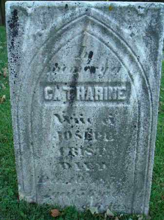 CRIST, CATHARINE - Fairfield County, Ohio | CATHARINE CRIST - Ohio Gravestone Photos