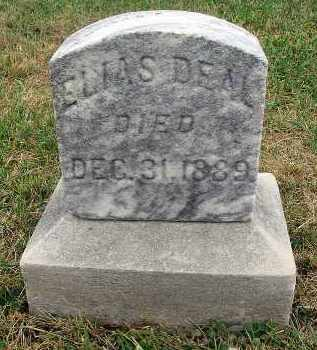 DEAL, ELIAS - Fairfield County, Ohio | ELIAS DEAL - Ohio Gravestone Photos