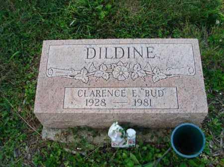 DILDINE, CLARENCE E. - Fairfield County, Ohio | CLARENCE E. DILDINE - Ohio Gravestone Photos