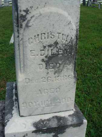 DILEY, CHRISTINA E. - Fairfield County, Ohio | CHRISTINA E. DILEY - Ohio Gravestone Photos
