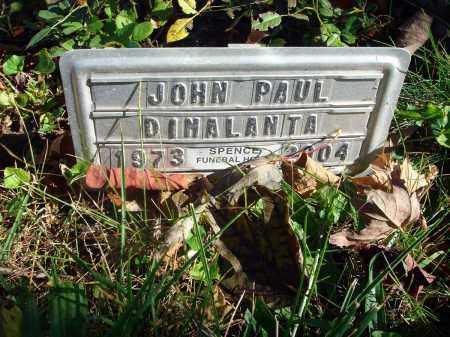 DIMALANTA, JOHN PAUL - Fairfield County, Ohio | JOHN PAUL DIMALANTA - Ohio Gravestone Photos