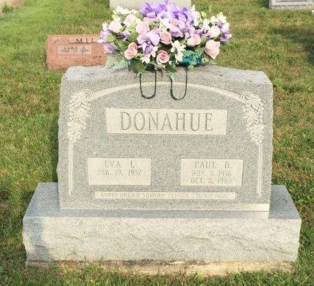 DONAHUE, EVA L. - Fairfield County, Ohio | EVA L. DONAHUE - Ohio Gravestone Photos