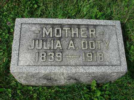 DOTY, JULIA A. - Fairfield County, Ohio | JULIA A. DOTY - Ohio Gravestone Photos