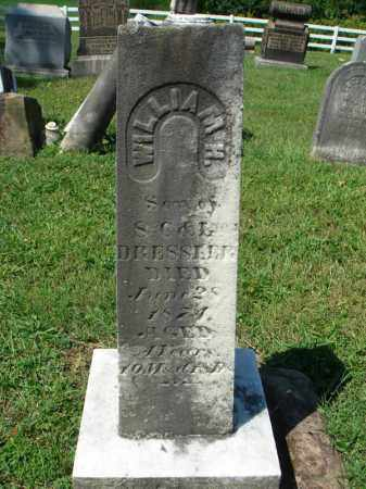 DRESSLER, WILLIAM H. - Fairfield County, Ohio | WILLIAM H. DRESSLER - Ohio Gravestone Photos