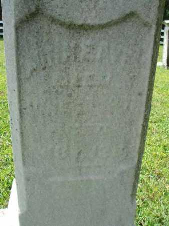 EAVEY, JOHN? - Fairfield County, Ohio | JOHN? EAVEY - Ohio Gravestone Photos