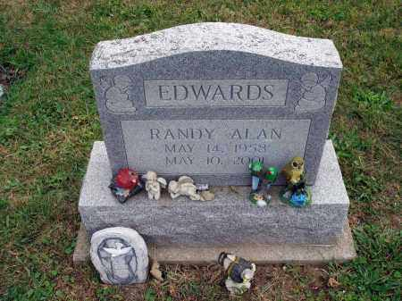 EDWARDS, RANDY ALAN - Fairfield County, Ohio | RANDY ALAN EDWARDS - Ohio Gravestone Photos