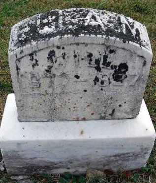 ELLAM, WILL - Fairfield County, Ohio   WILL ELLAM - Ohio Gravestone Photos