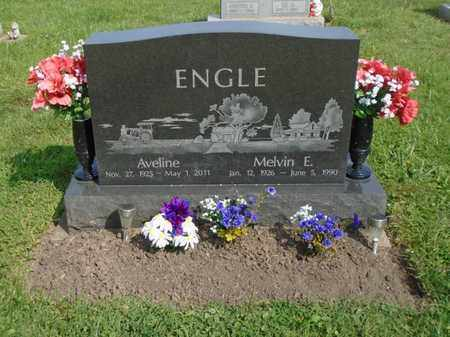 ENGLE, AVELINE - Fairfield County, Ohio | AVELINE ENGLE - Ohio Gravestone Photos