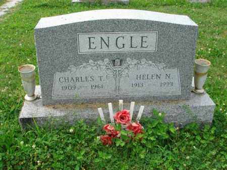 ENGLE, CHARLES T. - Fairfield County, Ohio | CHARLES T. ENGLE - Ohio Gravestone Photos