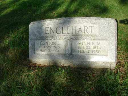 ENGLEHART, CLINTON E. - Fairfield County, Ohio | CLINTON E. ENGLEHART - Ohio Gravestone Photos