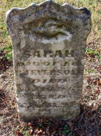 EVERSOLE, SARAH - Fairfield County, Ohio | SARAH EVERSOLE - Ohio Gravestone Photos