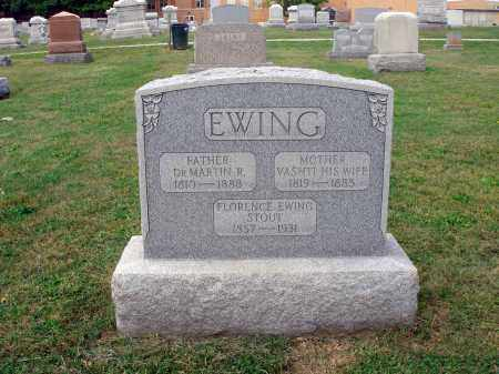 EWING, VASHTI - Fairfield County, Ohio | VASHTI EWING - Ohio Gravestone Photos