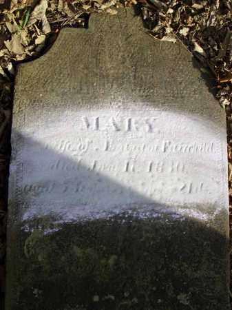 FAIRCHILD, MARY - Fairfield County, Ohio | MARY FAIRCHILD - Ohio Gravestone Photos