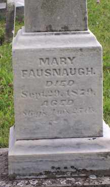 CONRAD FAUSNAUGH, MARY MAGDALENA - Fairfield County, Ohio | MARY MAGDALENA CONRAD FAUSNAUGH - Ohio Gravestone Photos