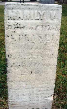 FEASEL?, MARILY V. - Fairfield County, Ohio | MARILY V. FEASEL? - Ohio Gravestone Photos