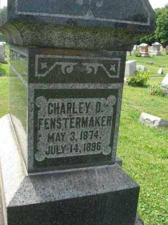 FENSTERMAKER, CHARLEY D. - Fairfield County, Ohio | CHARLEY D. FENSTERMAKER - Ohio Gravestone Photos