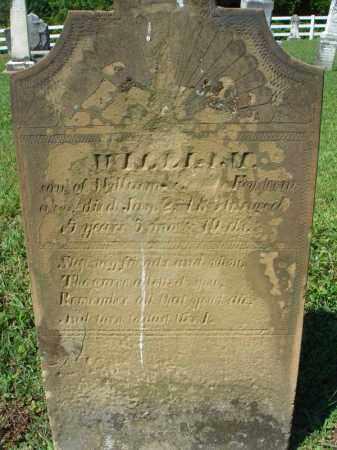 FENSTERMAKER, WILLIAM - Fairfield County, Ohio | WILLIAM FENSTERMAKER - Ohio Gravestone Photos