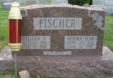 FISCHER, WILLIAM P. - Fairfield County, Ohio | WILLIAM P. FISCHER - Ohio Gravestone Photos