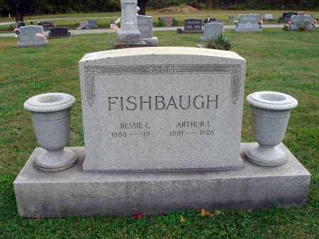 FISHBAUGH, ARTHUR I. - Fairfield County, Ohio | ARTHUR I. FISHBAUGH - Ohio Gravestone Photos