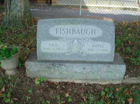 FISHBAUGH, ROXIE - Fairfield County, Ohio | ROXIE FISHBAUGH - Ohio Gravestone Photos