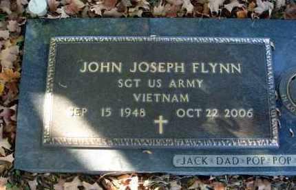 FLYNN, JOHN JOSEPH - Fairfield County, Ohio | JOHN JOSEPH FLYNN - Ohio Gravestone Photos